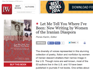 'Let Me Tell You Where I've Been' · Publishers' Weekly Review
